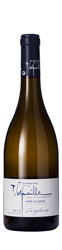 2018-Verpaille Vire-Clesse Longchamps Bourgogne Blanc