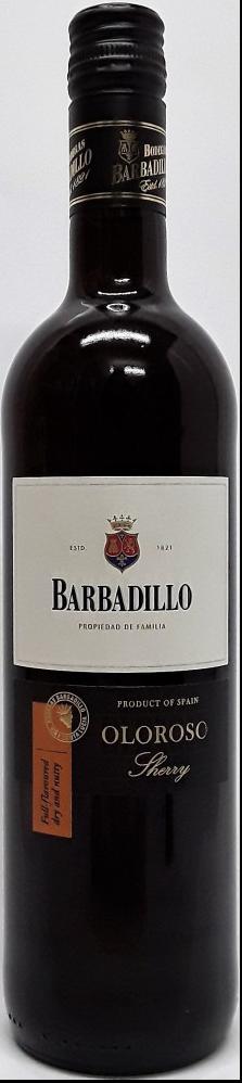 NV-Barbadillo Sherry Oloroso