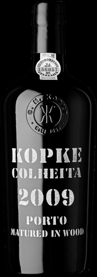 2009-Kopke Colheita Port
