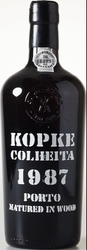 1987-Kopke Colheita Port