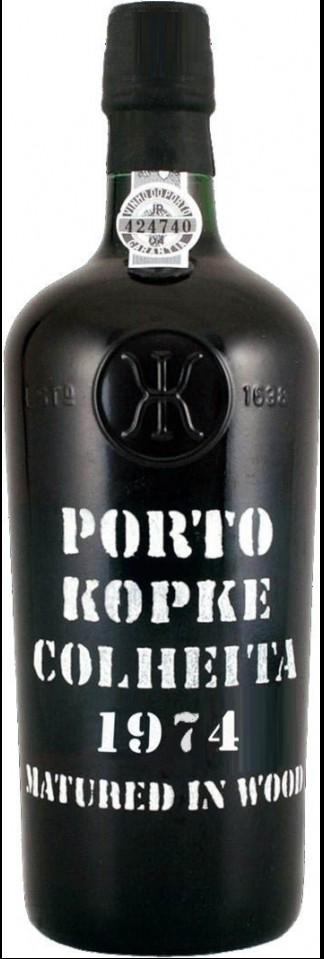 1974-Kopke Colheita Port