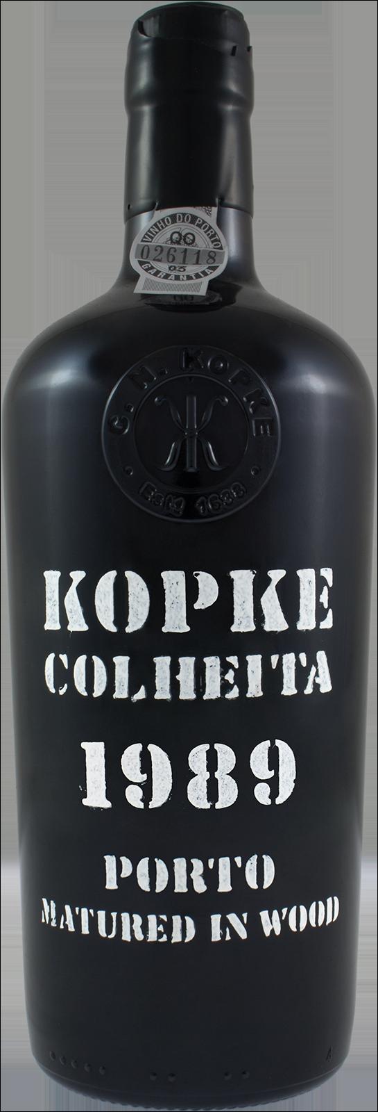 1989-Kopke Colheita Port