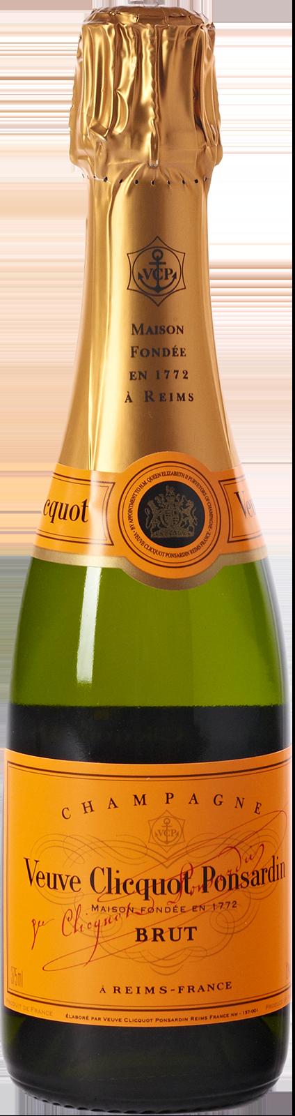 NV-Veuve Clicquot Brut Halve