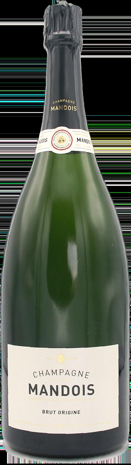 NV-Mandois Champagne Brut