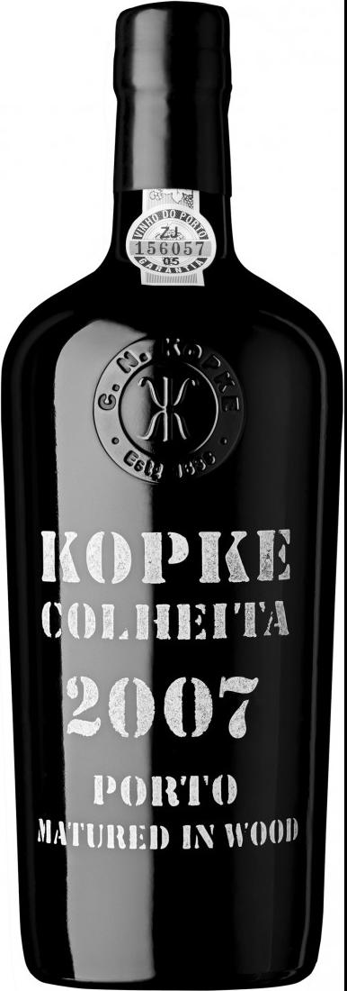 2007-Kopke Colheita Port