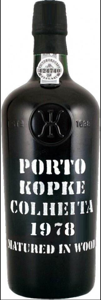 1978-Kopke Colheita Port