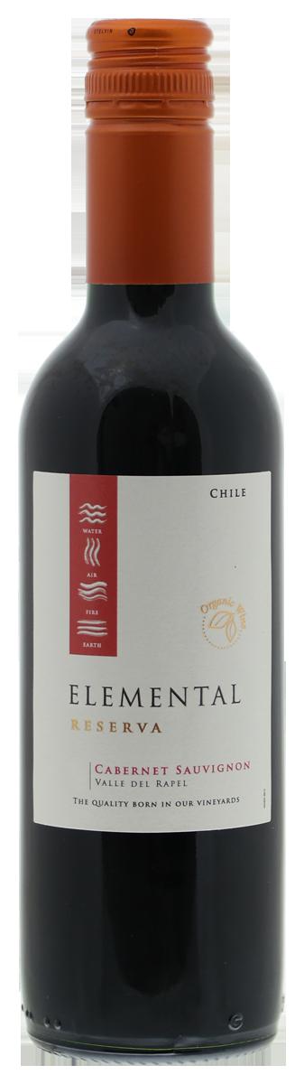2018-Elemental Reserva Cabernet Sauvignon Halve Fles Red