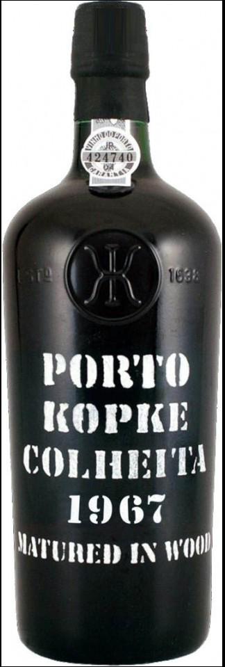 1967-Kopke Colheita Port