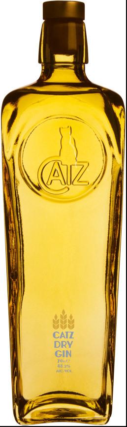 NV-Catz Dry Gin