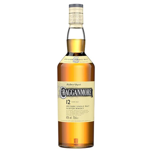NV-Cragganmore Whisky 12 Years