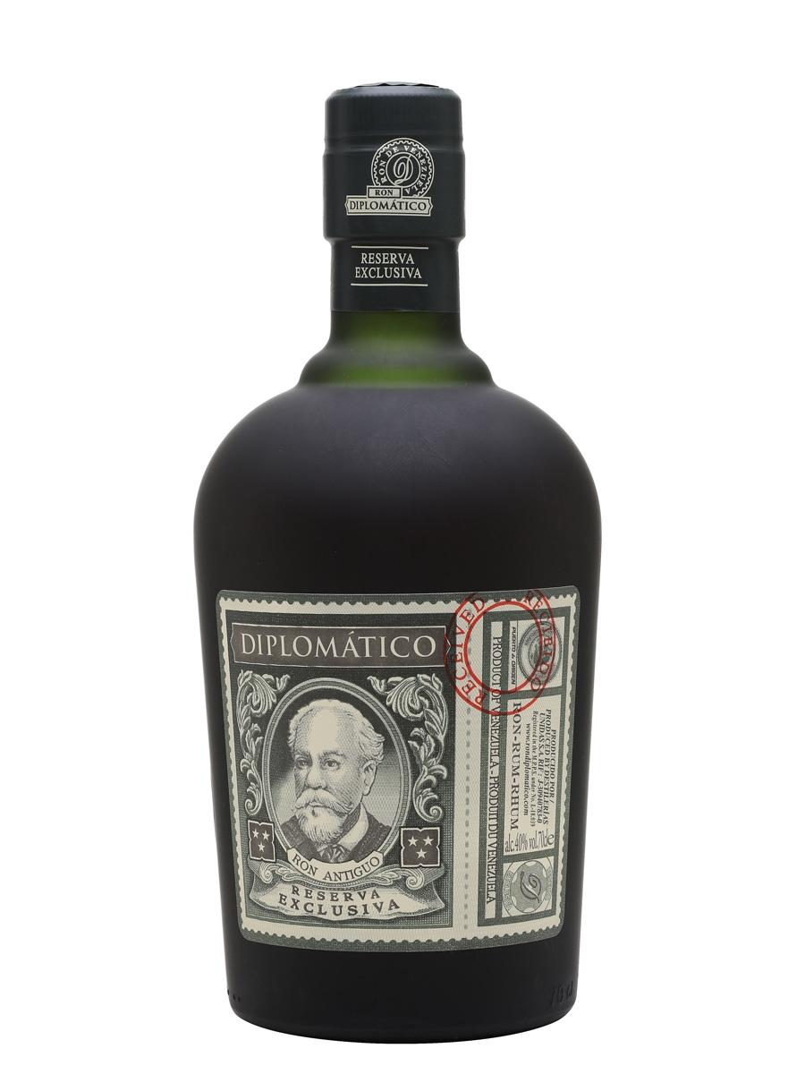 NV-Diplomatico Rum Reserva Exclusiva
