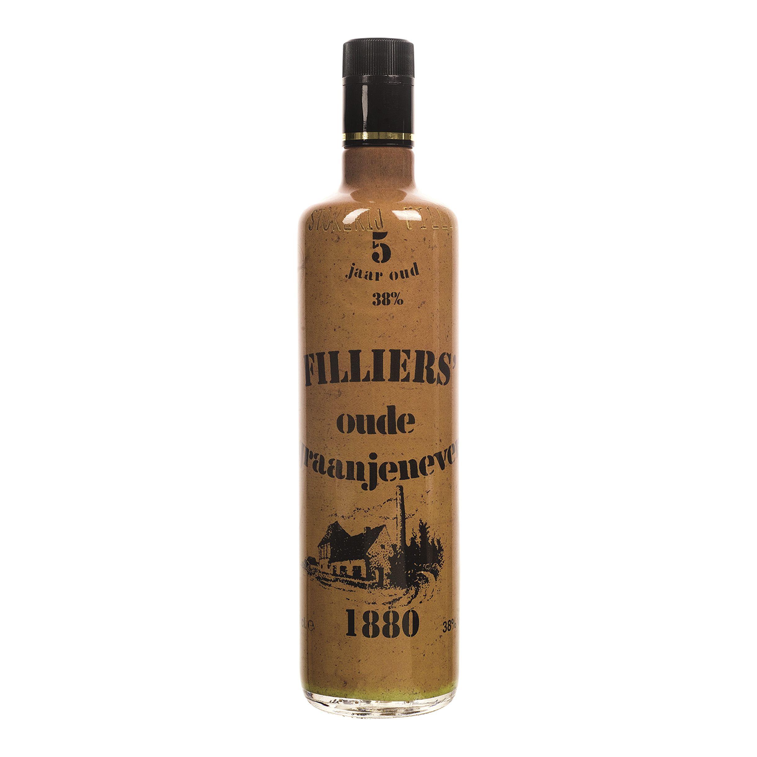 NV-Filliers Oude Jenever 5 Years