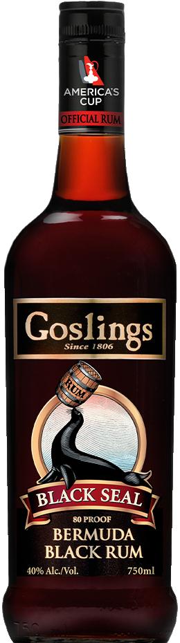 NV-Goslings Rum Black Seal