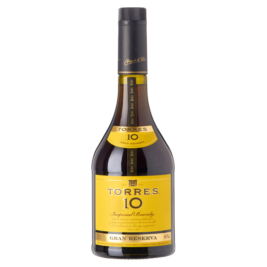 NV-Torres Brandy 10 Years