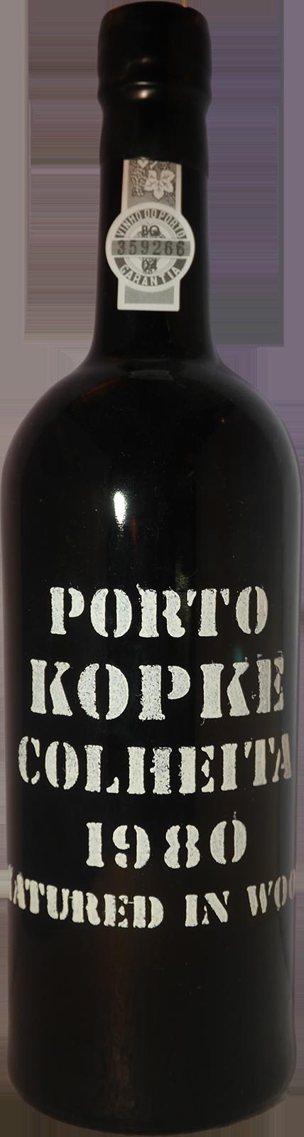 1980-Kopke Colheita Port