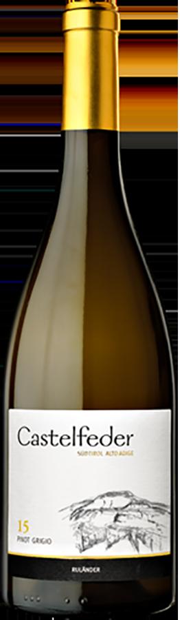 2019-Castelfeder Pinot Grigio Bianco
