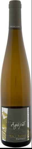 2015-Agape Pinot Gris Sec Alsace Blanc