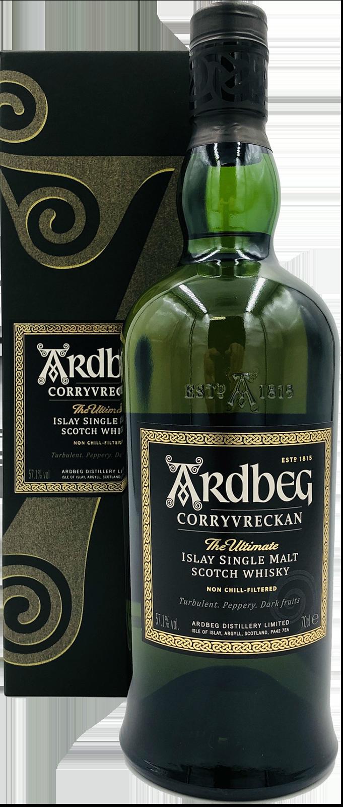 NV-Ardbeg Whisky Corryvreckkan
