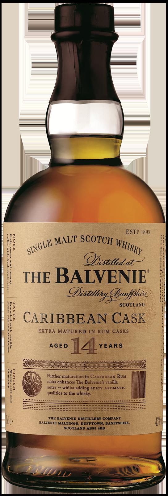 NV-Balvenie Whisky 14 Years Caribbean Cask