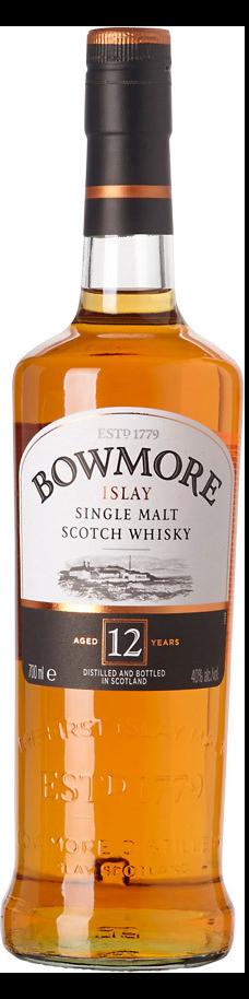NV-Bowmore Whisky 12 Years