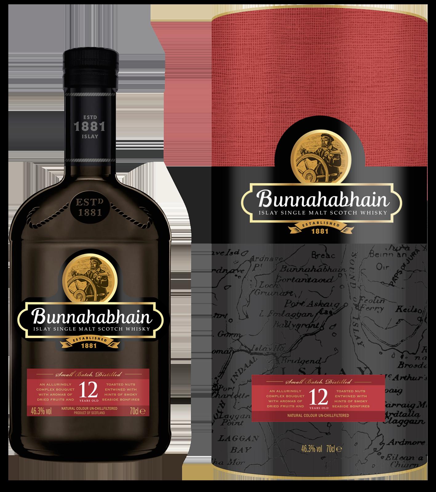 NV-Bunnahabhain Whisky 12 Years
