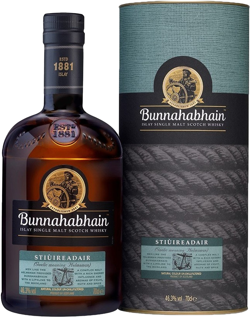 NV-Bunnahabhain Whisky Stiuireadair