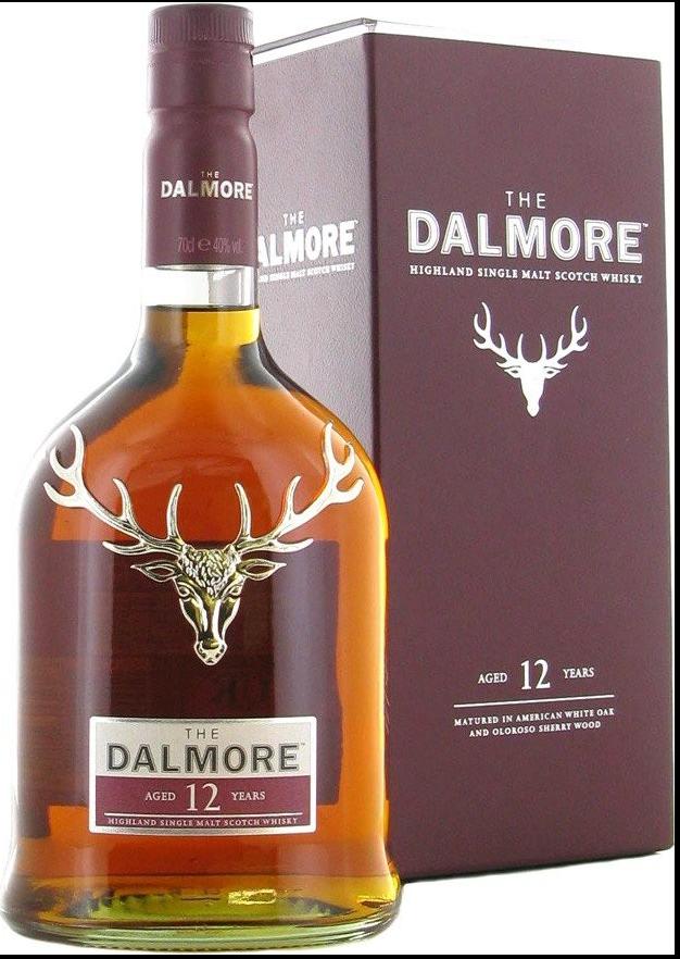 NV-Dalmore Whisky 12 Years