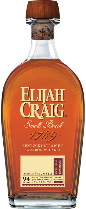 NV-Elijah Graig Bourbon Small Batch