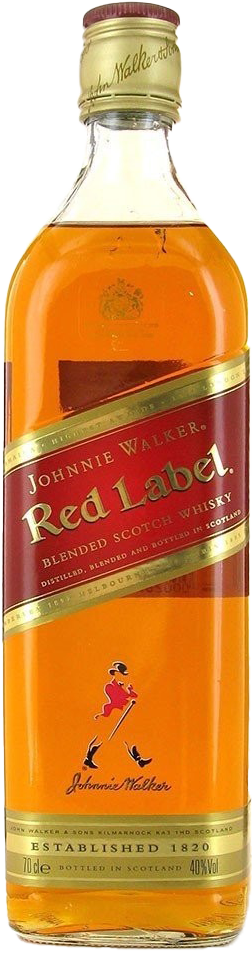 NV-Johnny Walker Blended Whisky Red Label