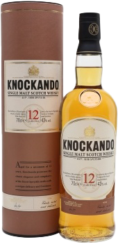 NV-Knockando Whisky 12 Years