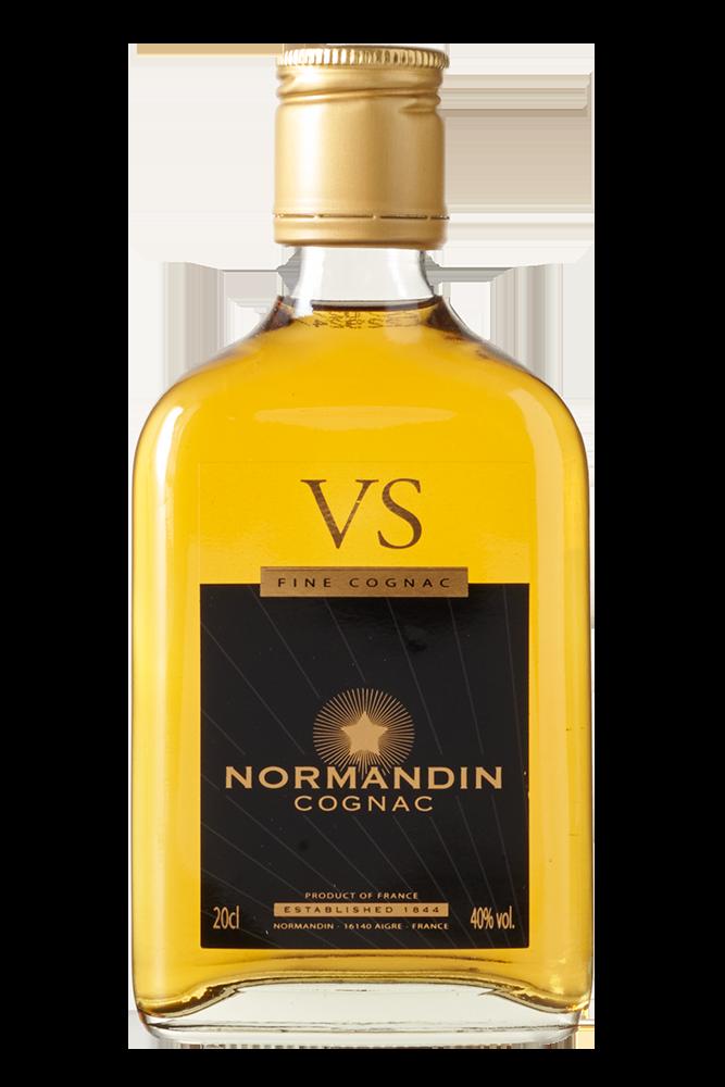 NV-Normandin Cognac VS Zakflacon