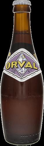 NV-Orval Trapist Flesje 0,33 cl. (los)