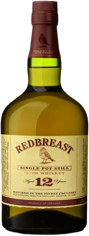 NV-Red Breast Pure Pot Still 12 years