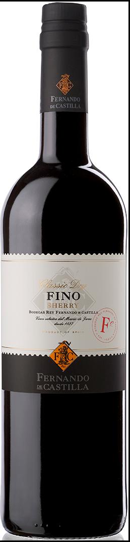 NV-Rey Fernando de Castilla Classic Fino Sherry
