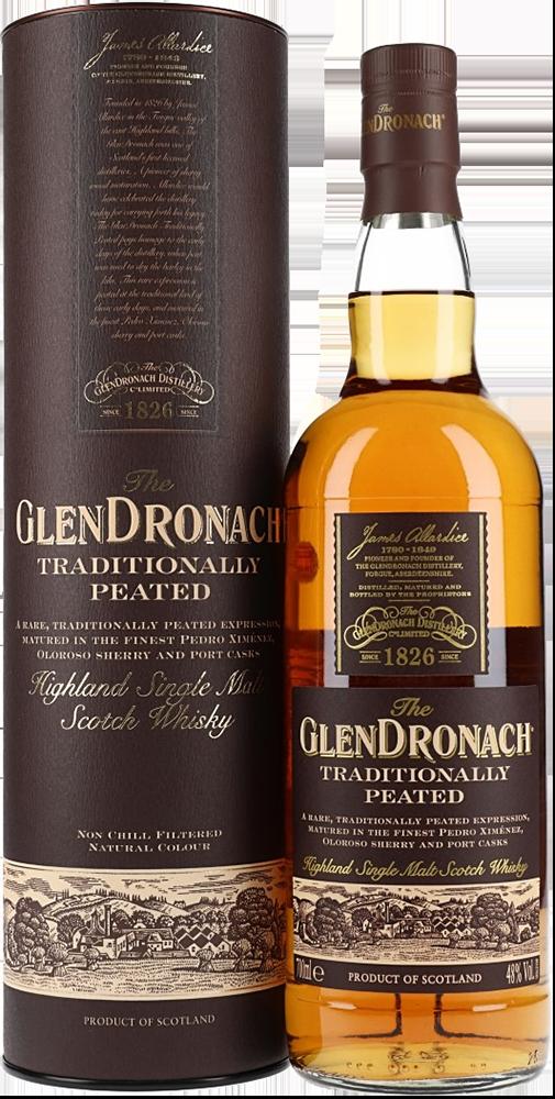 NV-The Glendronach Whisky Peated